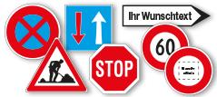 Verkehrsschilder Schweiz