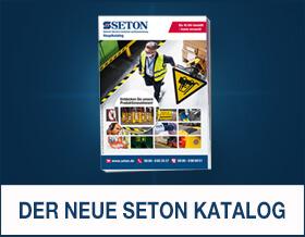 Der neue SETON Katalog ist da! Jetzt kostenlos anfordern!