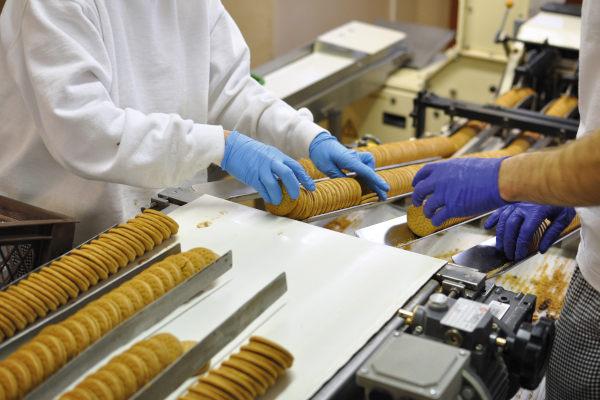 Einsatzbereich 2 – Lebensmittelindustrie