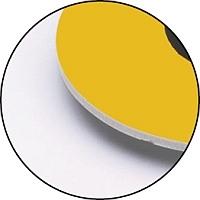 Qualitaetssicherungsetiketten aus Kunststoff