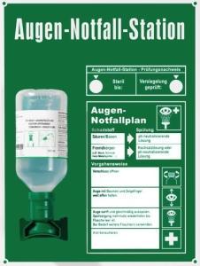 Augen-Notfall-Station