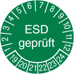 ESD geprüft