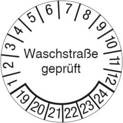 Waschstraße geprüft