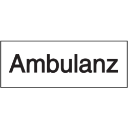 Vorlage: Ambulanz