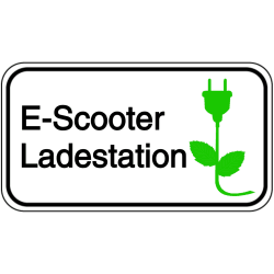 Vorlage: E-Scooter Ladestation