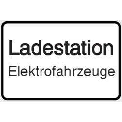 Vorlage: Ladestation Elektrofahrzeuge