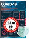 Covid-19 - Produkte zur Einhaltung der Schutz- und Hygienemaßnahmen