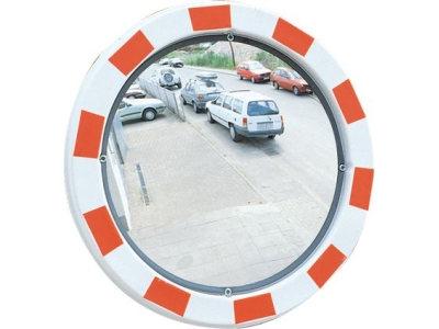 Verkehrsspiegel aus Acrylgl