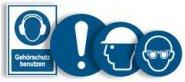 Gebotszeichen neue ASR A1.3, EN ISO 7010