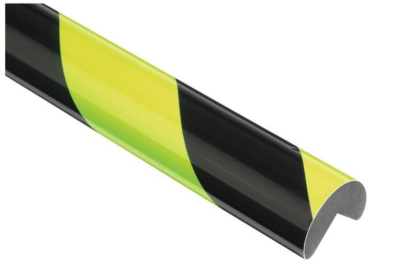 Knuffi® Warn- und Schutzprofile, langnachleuchtend und tagesfluoreszierend