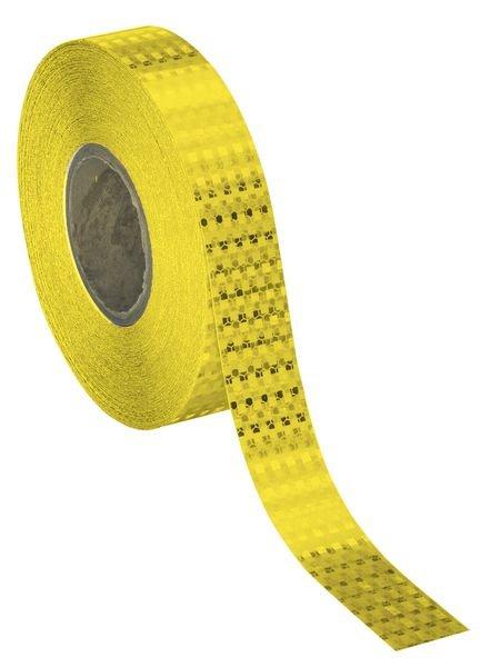 Hochleistungs-Markierbänder, retroreflektierend