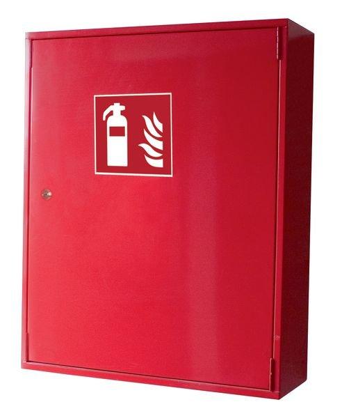 Feuerlöscher-Schutzschränke, bis 2 x 12 kg