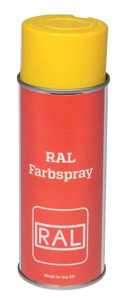 Signierlack-Farbsprühdosen in RAL-Farben