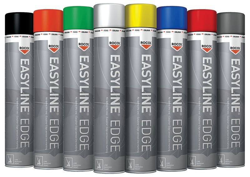 EasylineEdge™ Farbsprühdosen, Einzeldosen