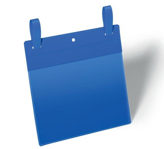 DURABLE Gitterboxtaschen mit Laschen