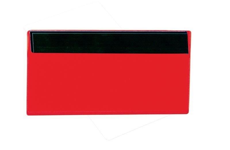 Etikettenhalter, selbstklebend oder magnetisch, farbig