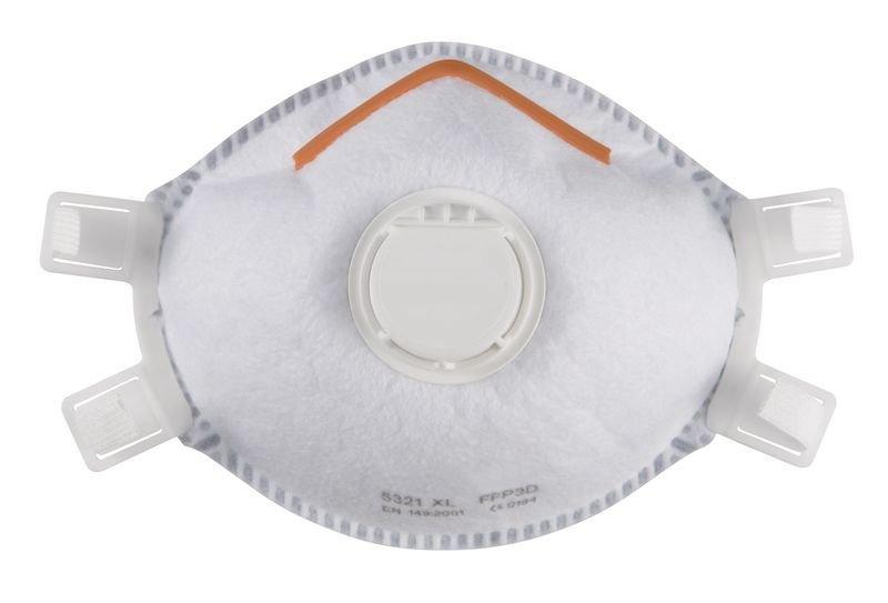 Filtrierende Halbmasken, DIN EN 149