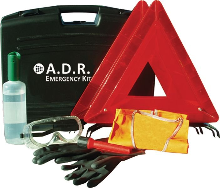 Schutzausrüstungen gemäß ADR/GGVS