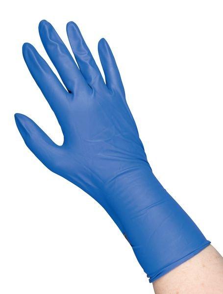Latex-Einmalhandschuhe, High Risk, puderfrei