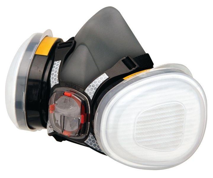 JSP® Doppelfilter-Halbmasken und Filter, Standard, EN 140