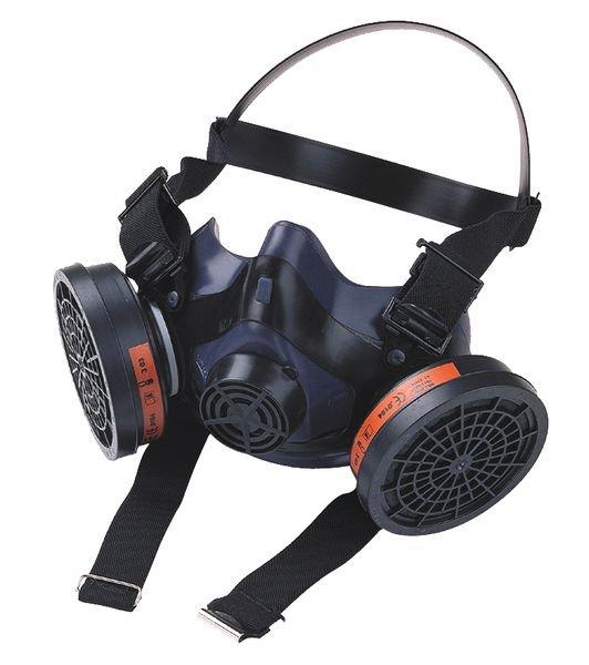 Honeywell Doppelfilter-Halbmasken mit Einrastfunktion, EN 140