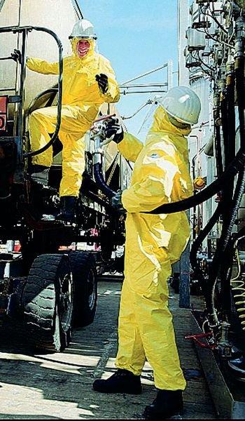 Chemieschutzanzüge Tychem® C