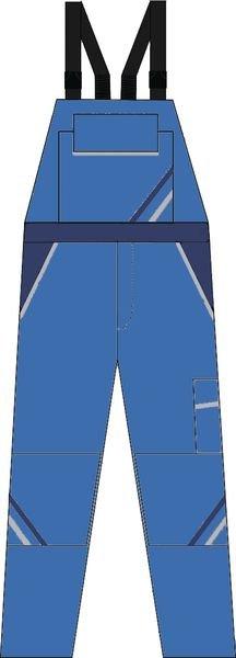 Latzhosen - Berufsbekleidung / Arbeitskleidung, strapazierfähig