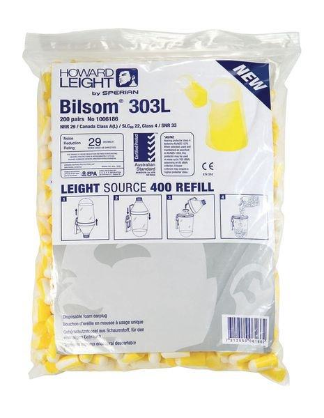 Honeywell - Howard Leight® Nachfüllpackung Einweg-Ohrstöpsel Extra Weich