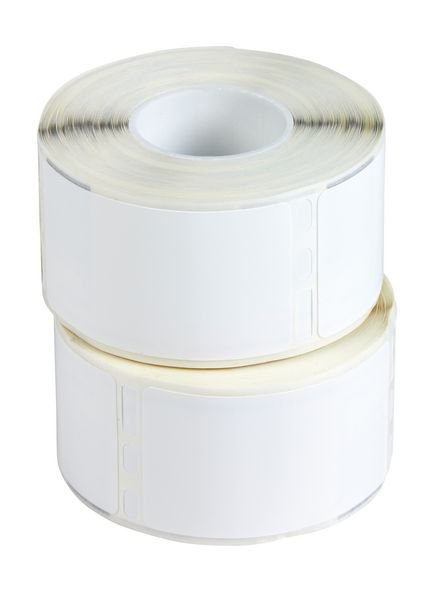 Etiketten für Thermoetikettendrucker, auf Rolle