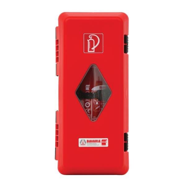 Feuerlöscher-Schutzboxen