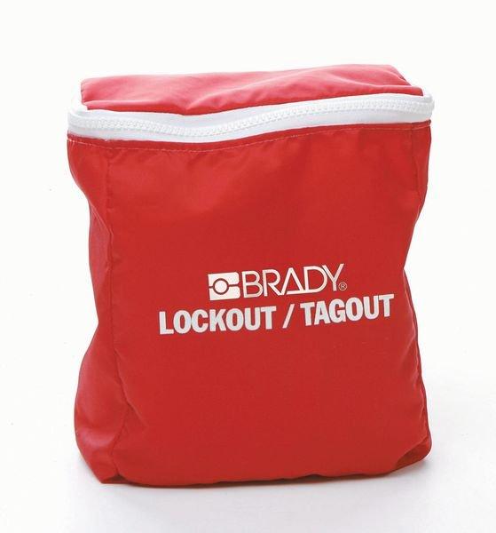 BRADY Lockout-Taschen, groß