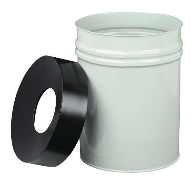 Sicherheits-Abfallbehälter, selbstverlöschend