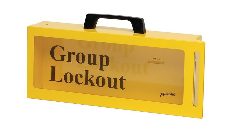 Gruppen-Verschlusskasten für Schlüssel