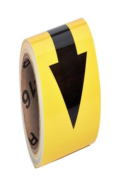 Richtungspfeile auf Folienband, ASR A1.3-2013