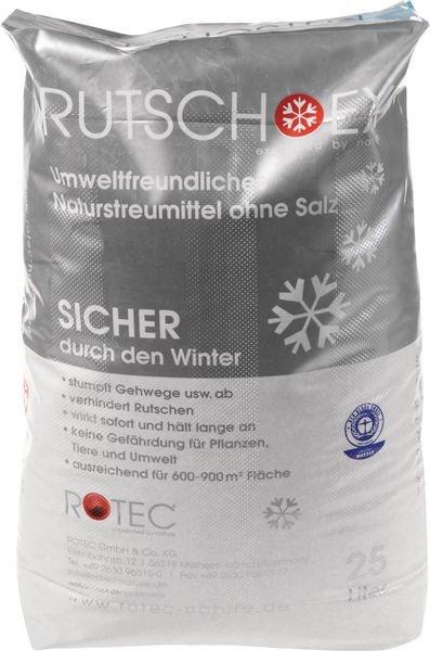 Winterstreu, ökologisch, aus Naturbims-Streugranulat, 25 l Sack