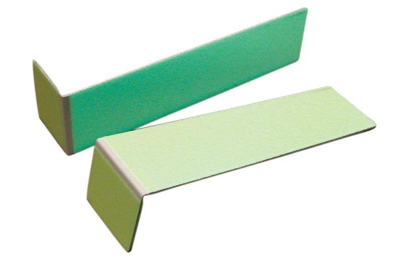 Everglow® Treppenwinkel, ohne Pfeil - Fluchtwegkennzeichnung, bodennah, langnachleuchtend, ASR A3.4/3