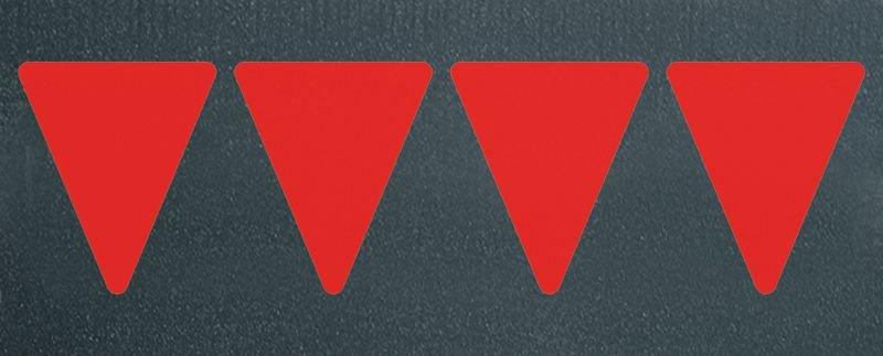 Dreiecke – PREMARK Straßenmarkierungen, Symbole