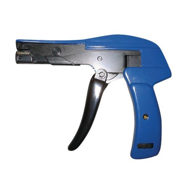 Spannwerkzeug für Kunststoff-Kabelbinder
