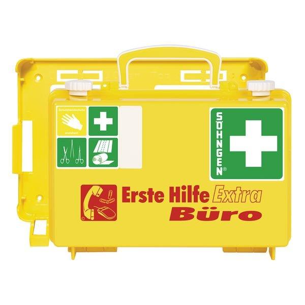 "SÖHNGEN Erste-Hilfe-Koffer ""Extra"" für Büro, DIN 13157"