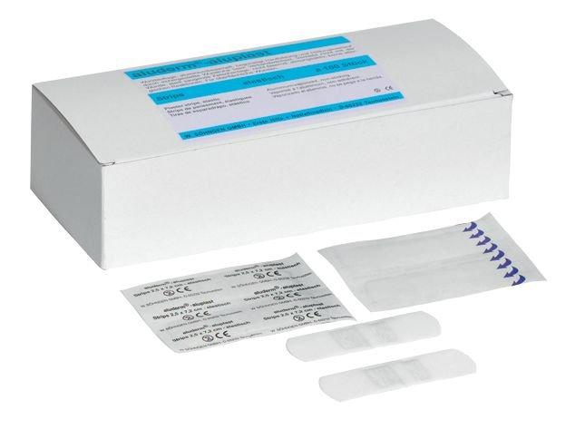 aluderm®-aluplast Pflaster-Strips, elastisch