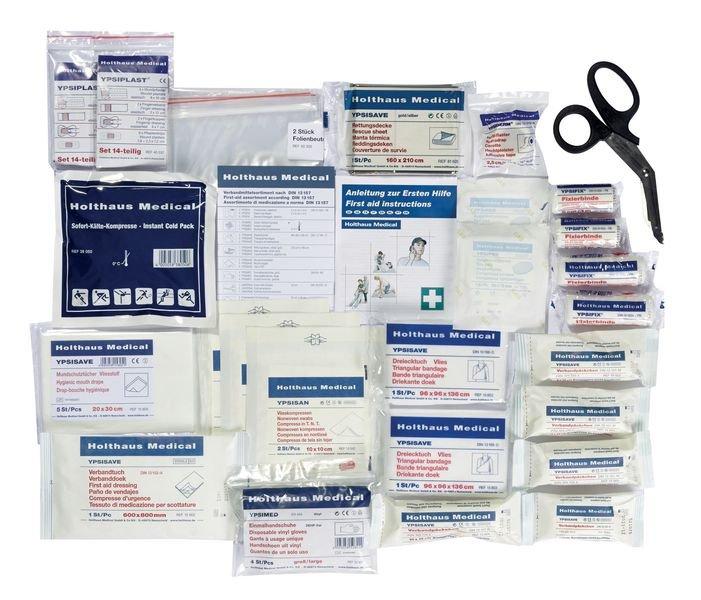Nachfüllungen für ROLLO Erste-Hilfe-Schränke, DIN 13157
