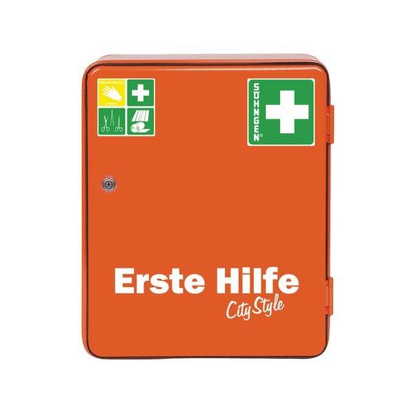 SÖHNGEN Design Erste-Hilfe-Schrank, eintürig, unbefüllt