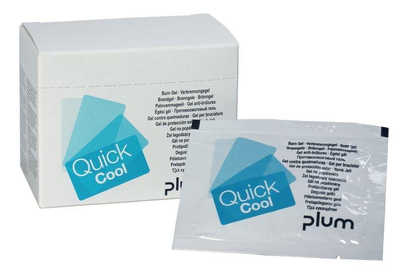PLUM Verbrennungsgel für Augen-Notfall-Boxen
