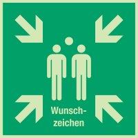 Sammelstelle-Würfel mit Zeichen nach Wunsch, ASR A1.3-2013