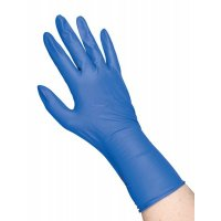 Latex-Einmalhandschuhe, High Risk, puderfrei