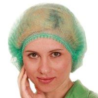 Hygiene-Kopfschutzhauben