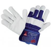 Rindnarbenleder-Handschuhe, hautschonend