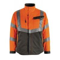 MASCOT Premium Warnschutz-Arbeitsjacke, Oxford