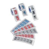 Buchstaben und Ziffern aus Polyester