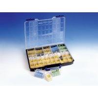 Schrumpfschlauch-Adermarkierungen in Sortimentboxen